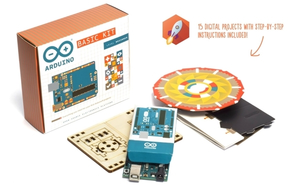 Arduino basic kit el para principiantes de