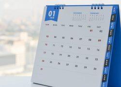 6 apps para crear tu propio calendario de 2017