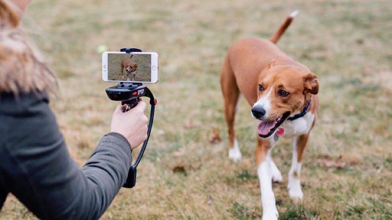Mejora la calidad de tus vídeos estabilizándolos con Steadicam Volt