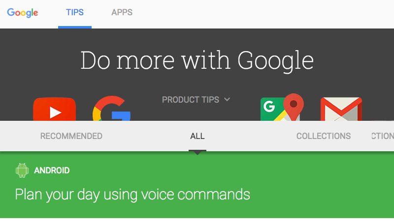 Haz más con Google: trucos y consejos para sacar más partido a sus productos