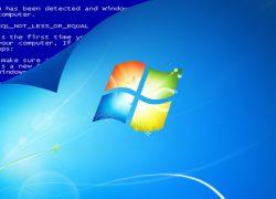Los 11 mensajes de error de Windows más divertidos