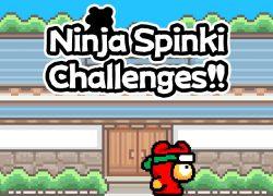 Ninja Spinki Challenges, el nuevo juego de los creadores de Flappy Bird