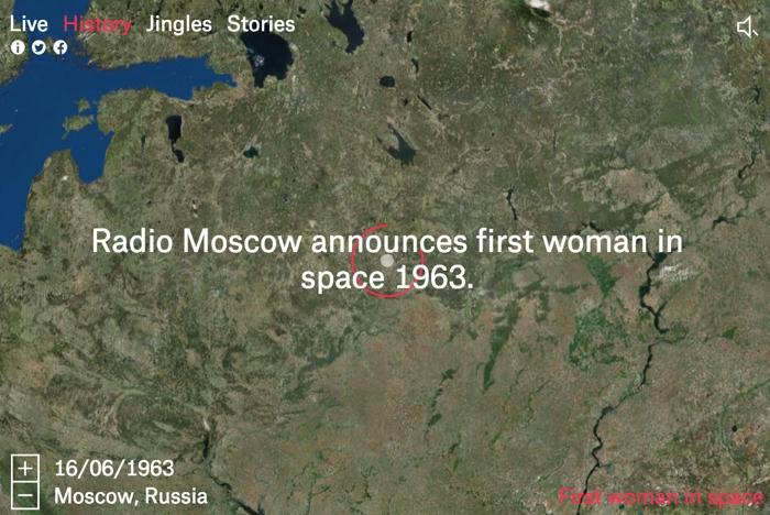 Escucha emisoras de radio de todo el mundo desde esta web
