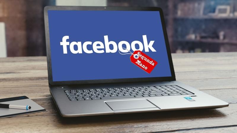 Vende tus cosas usadas de segunda mano en Facebook