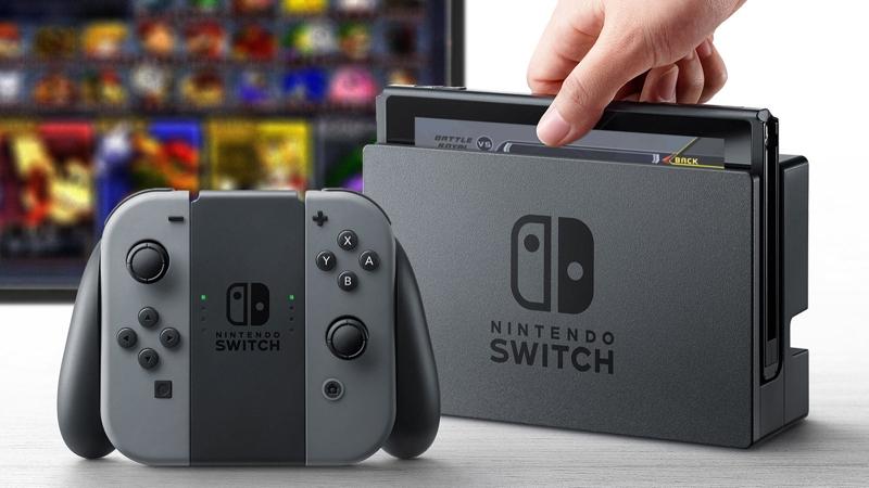 Nintendo Switch: así es la nueva consola de Nintendo