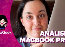 Análisis MacBook Pro 2016 con Touch Bar