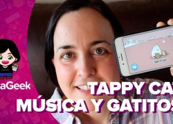 Vídeo: Tappy Cat, un divertido juego de música con gatitos