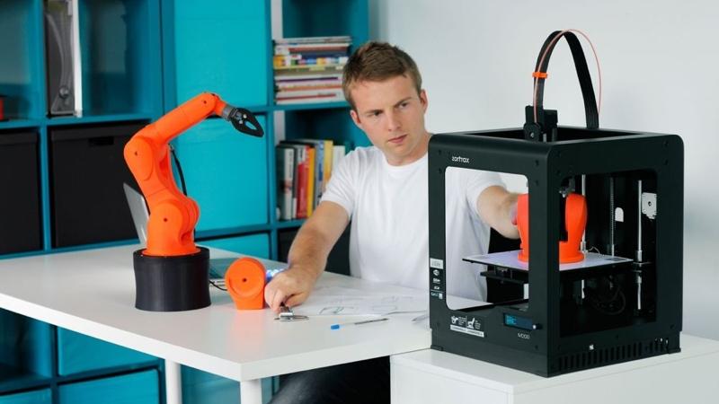 ¿Cómo funcionan las impresoras 3D? ¿Para qué se usan?