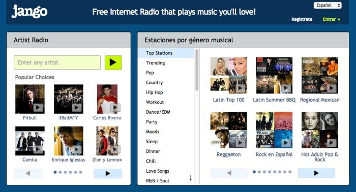 5 servicios de streaming de música gratis y sin restricciones