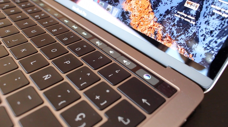 Análisis MacBook Pro 2016 con Touch Bar