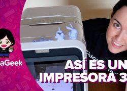 Vídeo: ¿cómo funciona una impresora 3D?