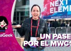 Vídeo: un paseo por el Mobile World Congress
