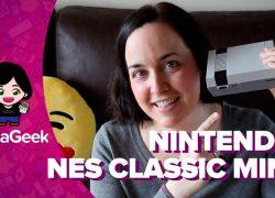 Vídeo: probando la Nintendo Classic Mini