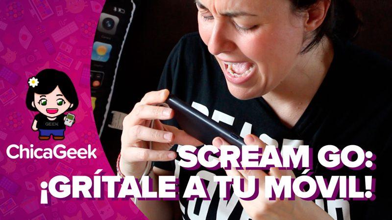 Vídeo: Scream Go, el juego que te hace GRITAR a tu móvil