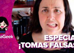 Vídeo: ¡Tomas falsas de YouTube!