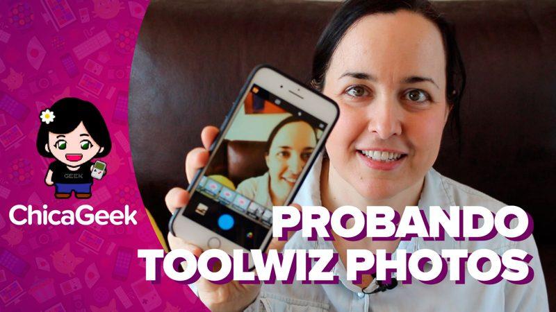 Vídeo: ToolWiz Photos, un estupendo editor de fotos para tu móvil