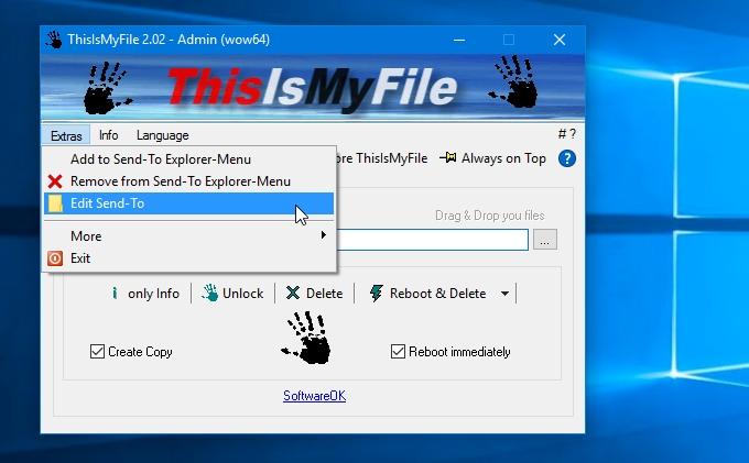 Cómo desbloquear un fichero