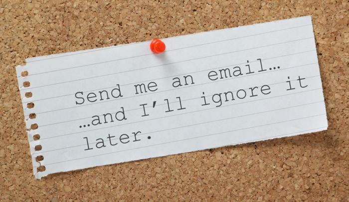 Organiza eficazmente tu email con sólo 5 etiquetas