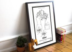 Decora tu casa con patentes de tecnología