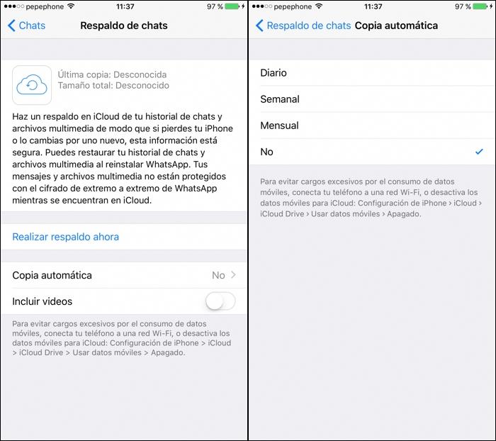 Consumo de datos de WhatsApp: 3 sencillos trucos para reducirlo
