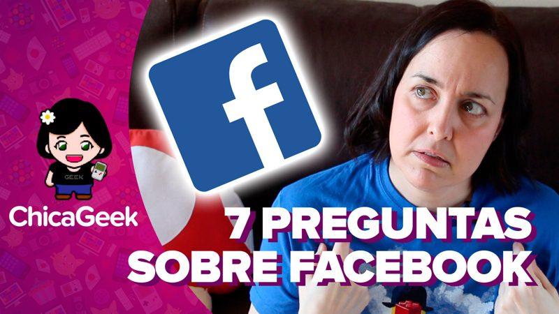 Vídeo: 7 dudas frecuentes sobre Facebook… ¡con respuesta!