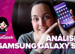 Vídeo: análisis del Samsung Galaxy S8