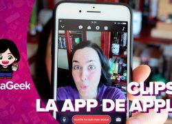 Vídeo: así es Clips, la app de Apple para editar vídeo