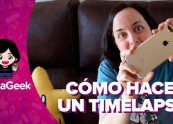 Vídeo: cómo hacer un timelapse con tu móvil