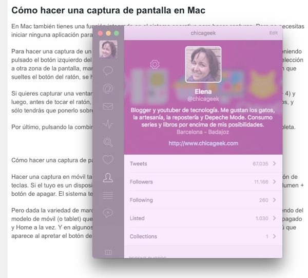 Cómo hacer una captura de pantalla en Windows, Mac, Android y iPhone