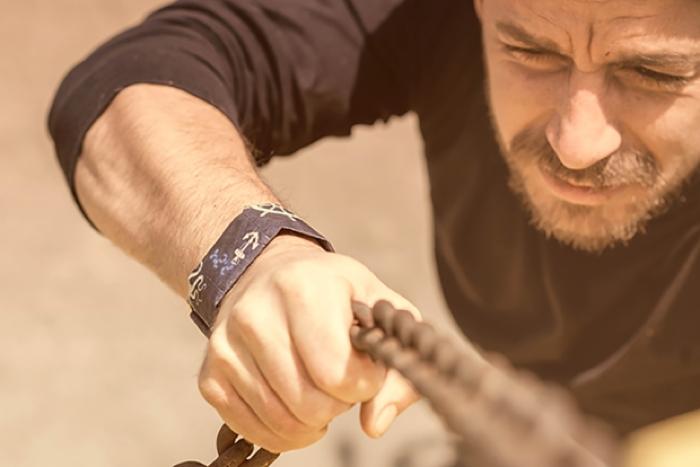 Papr Watch, un reloj de pulsera... de papel