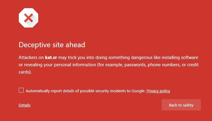 5 consejos para evitar enlaces peligrosos