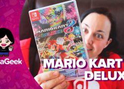 Vídeo: Mario Kart 8 Deluxe para Nintendo Switch