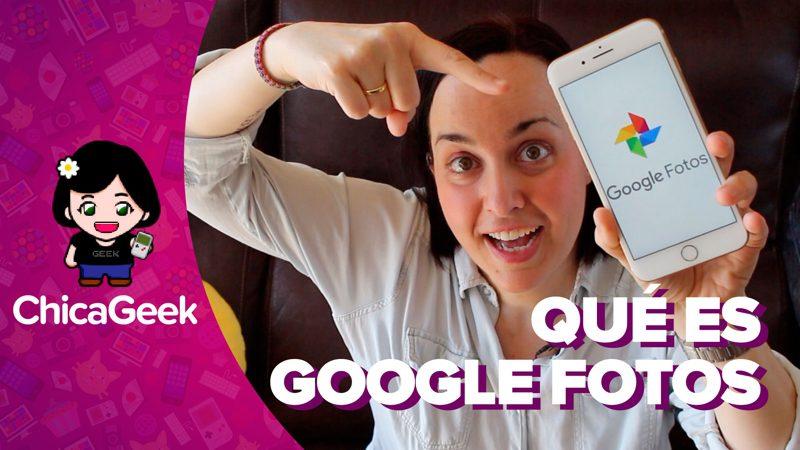 Vídeo: Qué es Google fotos y cómo se usa
