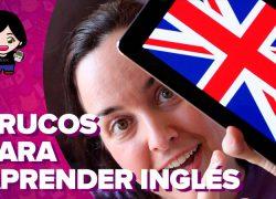 Vídeo: 6 trucos para aprender inglés con ayuda de la tecnología