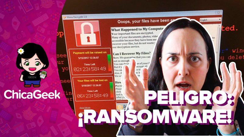 Vídeo: qué es el ransomware y cómo protegerte de él