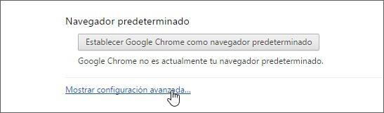 Cómo acelerar Chrome haciendo un reset