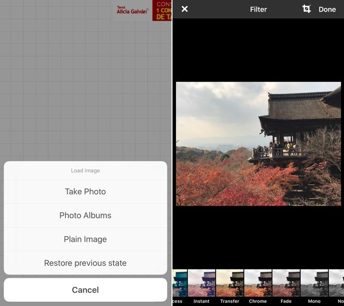 Phonto: crea fácilmente imágenes con frases para Instagram