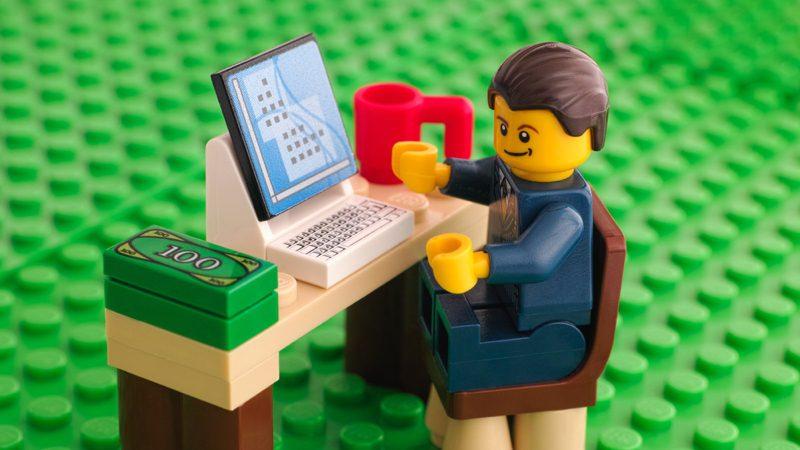 Juega con LEGO y construye lo que quieras en tu ordenador