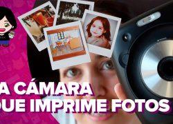 Vídeo: análisis de la Instax Square SQ10 de Fujifilm