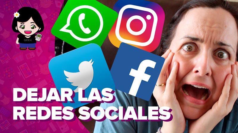 Vídeo: cómo cerrar tus perfiles de redes sociales