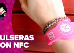 Vídeo: cómo funcionan las pulseras identificativas NFC