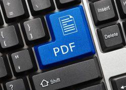 Cómo editar PDF gratis online