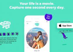 Graba un segundo de tu vida cada día y conviértela en una película