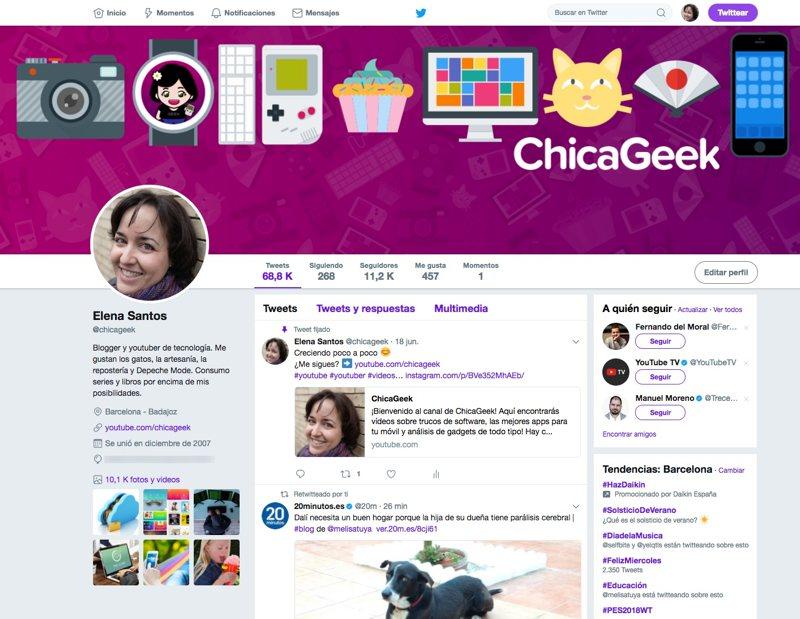 ¿No te gusta el nuevo diseño de Twitter? Así puedes volver al anterior