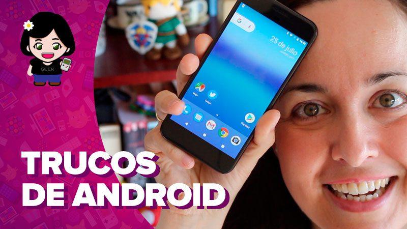 Vídeo: 10 trucos y gestos ocultos para Android