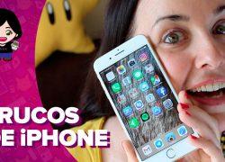 Vídeo: 10 trucos y gestos ocultos para iPhone