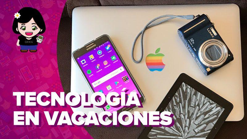 Vídeo: protege tus gadgets estas vacaciones