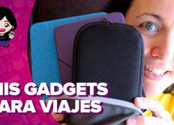Vídeo: ¿Qué gadgets me llevo de viaje?