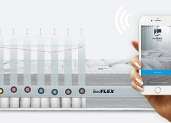 iBedFlex, una cama inteligente y muy tecnológica