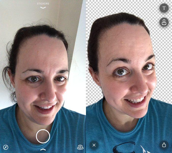 Sticky AI, la app de Prisma para crear stickers